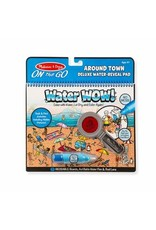 Melissa & Doug Around Town Deluxe Water Wow!