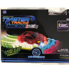 Mindscope Products Inc Twister Tracks Micro Emergency Series
