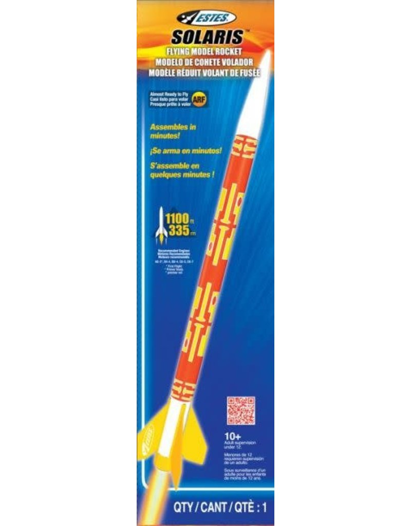 Estes Rockets Estes Rocket - Solaris