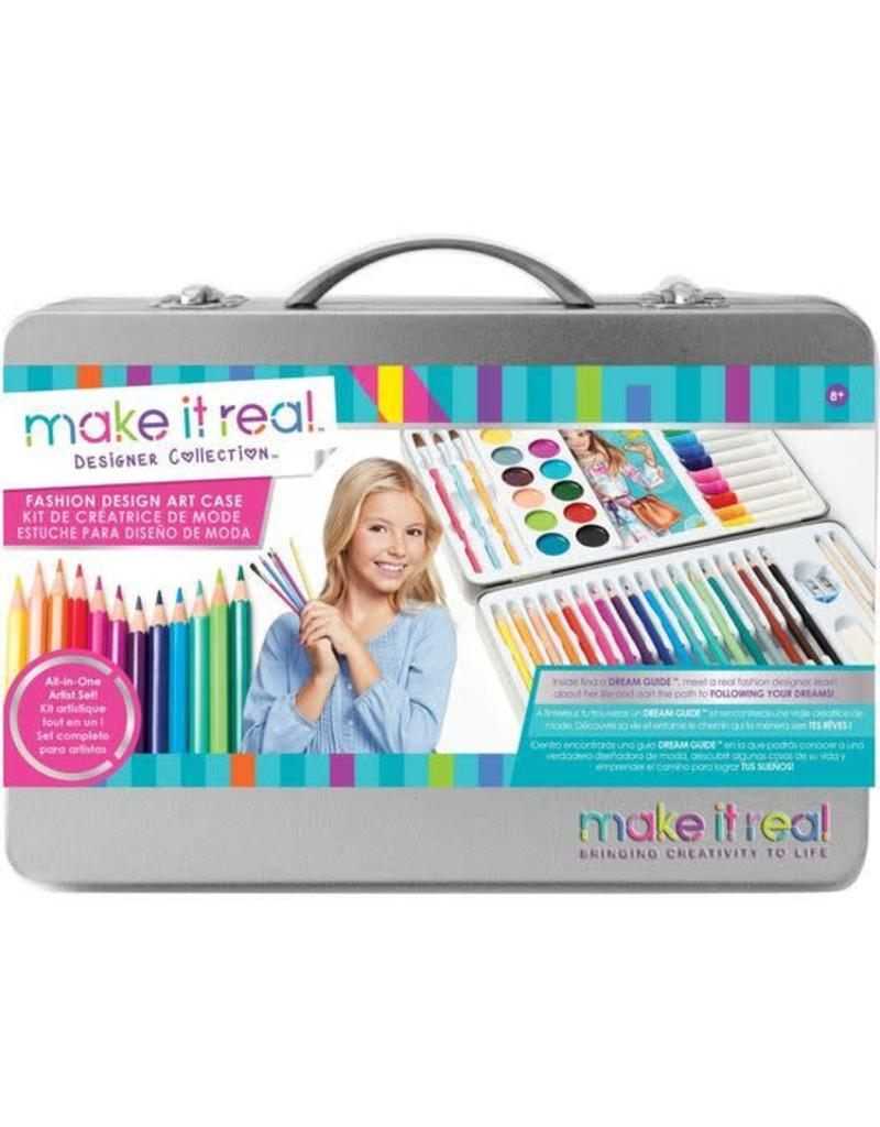 Make it real Fashion Design Art Case