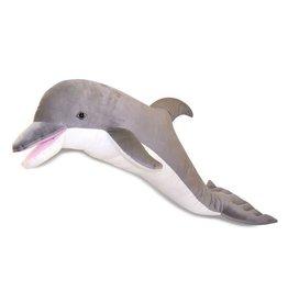 Melissa & Doug 4' Plush Dolphin