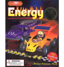 Science Wiz Science Wiz Activity Book - Energy