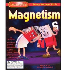Science Wiz Science Wiz Activity Book - Magnetism