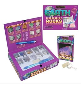 GeoCentral Earth Science Kit - Fluorescent Rocks