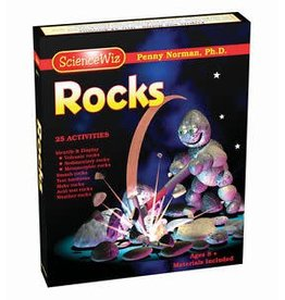 Science Wiz Science Wiz Activity Book - Rocks