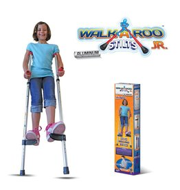 Geospace WALKAROO II Stilts - Aluminum