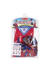 Melissa & Doug Cheerleader - Role Play Set