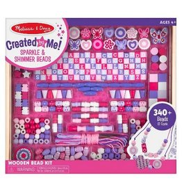 Melissa & Doug Created By Me! Sparkle & Shimmer Beads