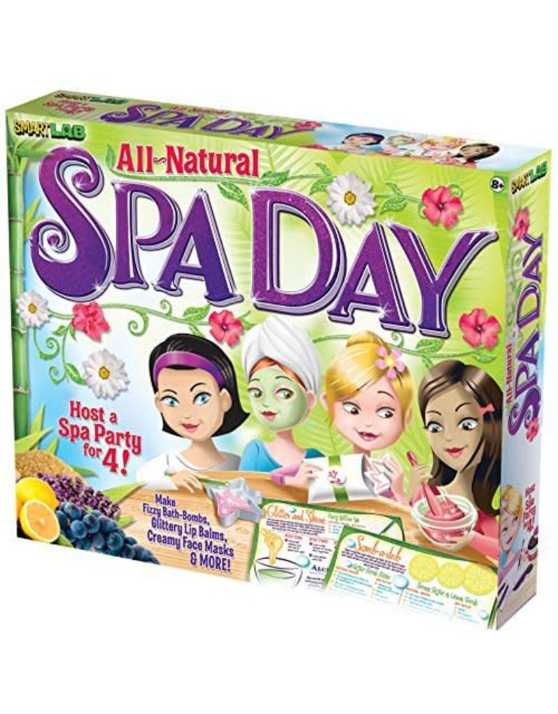Alex Brands All Natural Spa Day
