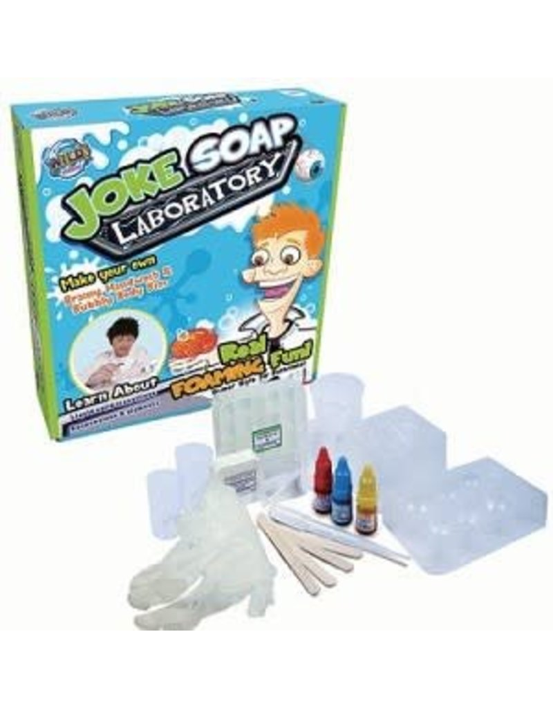 Tedco Toys Joke Soap Lab