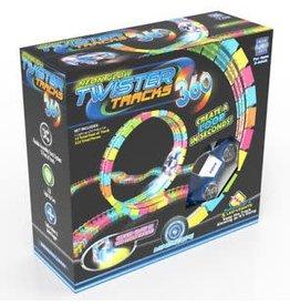Neon Glow Twister Tracks 360