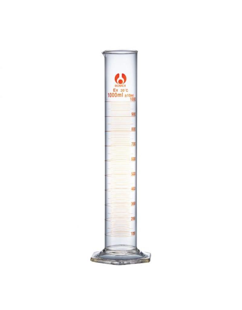 Bomex Glass Graduated Cylinder 10ml