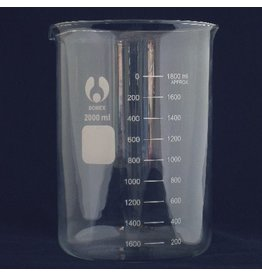 Bomex Glass Beaker 2000ml