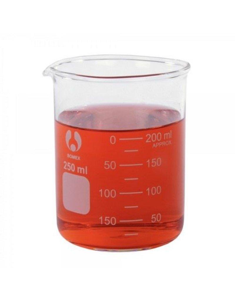 Bomex Glass Beaker 250ml