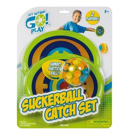 Toysmith Suckerball Catch Set