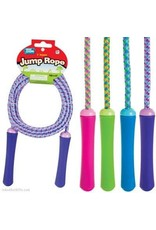 Toysmith Jump Rope assorted colors 7'