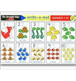 Numbers 1-10 Write-a Mat