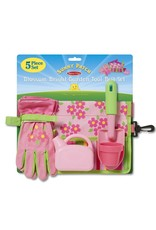 Melissa & Doug Blossom Bright Garden Tool Belt Set