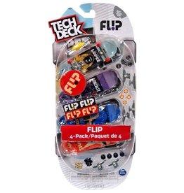 Spin Master Tech Deck - Flip - 4 Pack