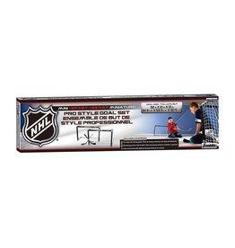 Franklin Sports NHL Mini Hockey Light Up Goal Set
