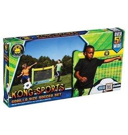 Franklin Sports Kong-Sports gorilla size soccer set