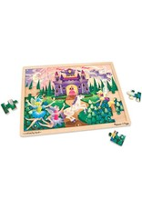 Melissa & Doug Fairy Fantasy Jigsaw (48 pc)