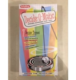 Schylling Toys Decide-O-Matic