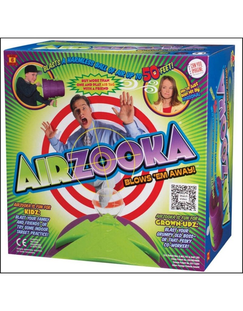 Can You Imagine Airzooka Green