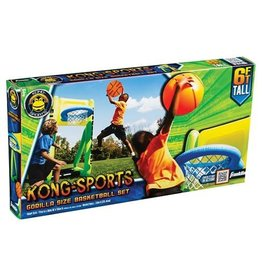 Franklin Sports Kong Air Basketball Set