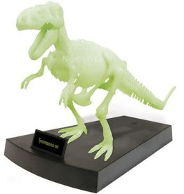 Geo World Dr. Steve Hunters Glow-in-the-dark Tyrannosaurus Rex Skeleton