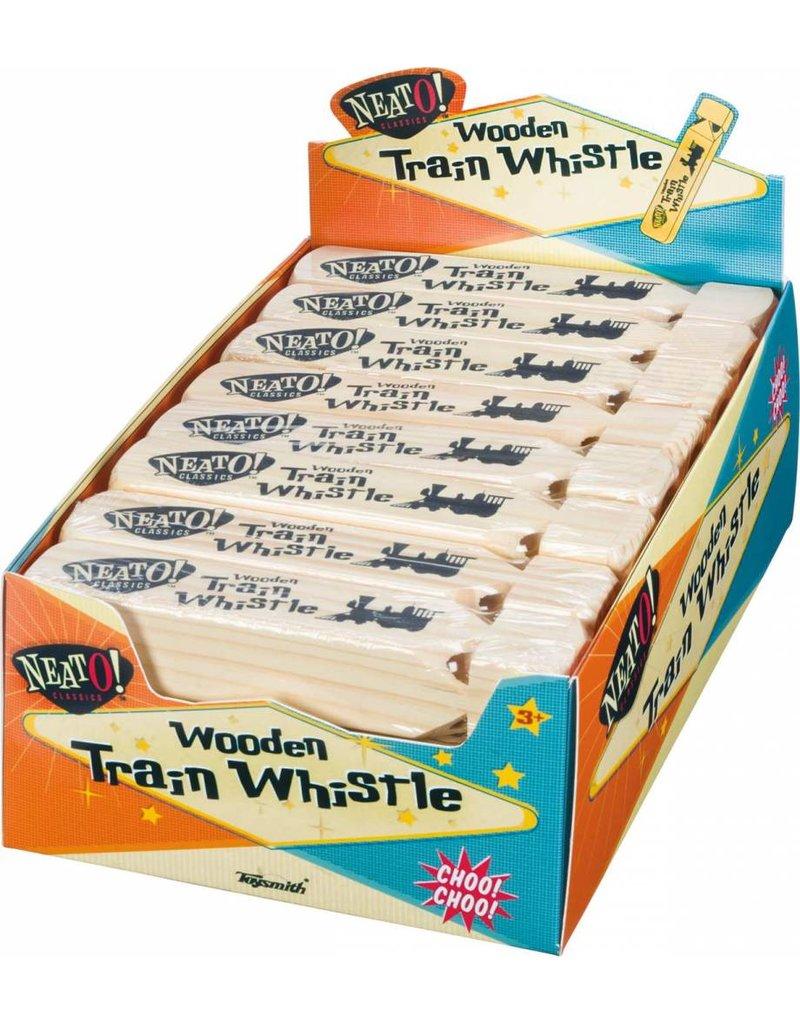 Toysmith Wooden Train Whistle