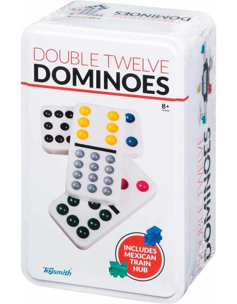 Toysmith Double Twelve Dominos