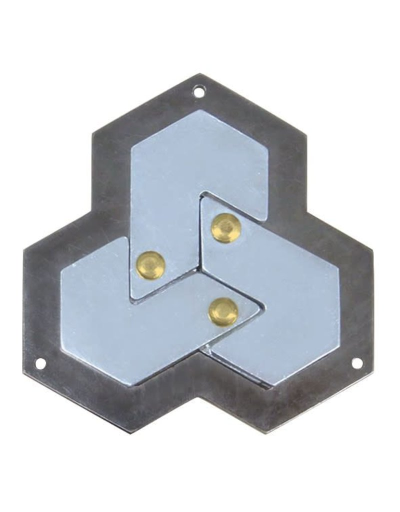 University Games Hanayama Hexagon