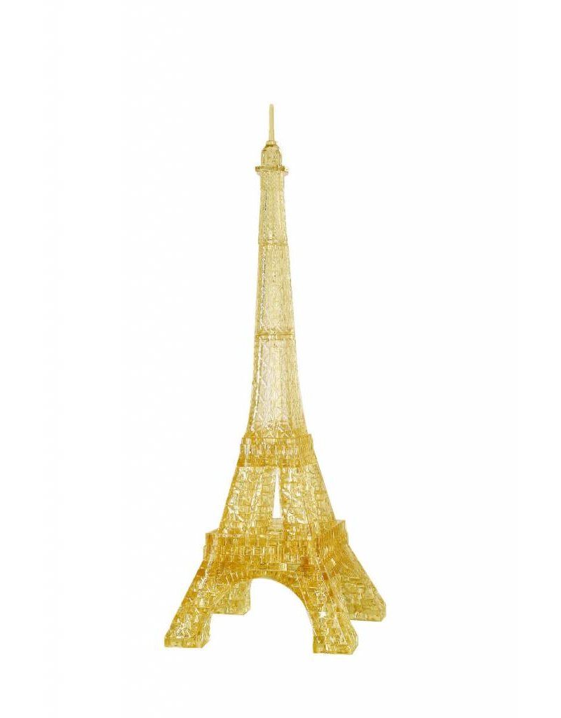 University Games Eiffel Tower Original 3D Crystal Puzzle