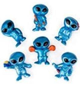 "Rhode Island Novelty 1"" Blue Alien Bendable Pack of 48 only online"