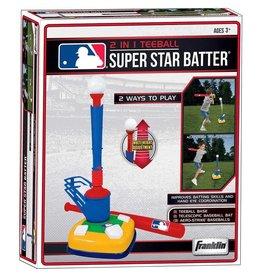 Franklin Sports 2-in-1 Teeball Super Star Batter