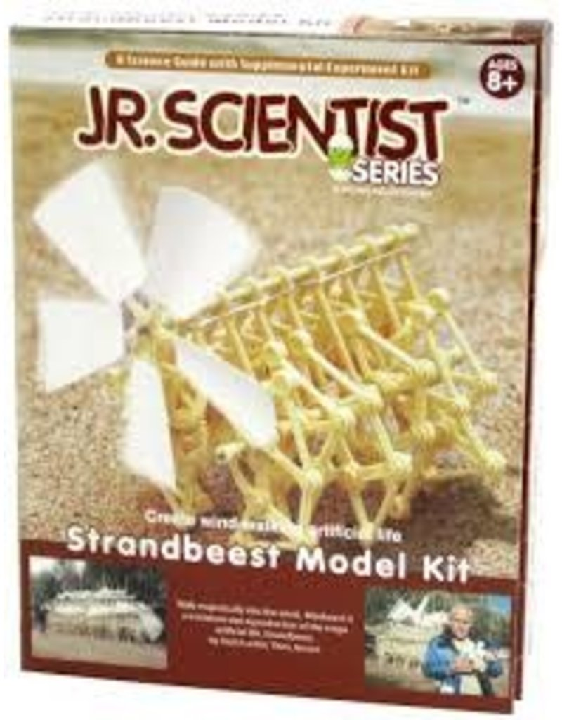 Elenco Jr. Scientist Series Mini Strandbeest
