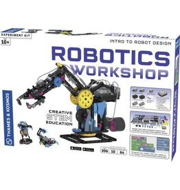 Thames & Kosmos Robotics Workshop