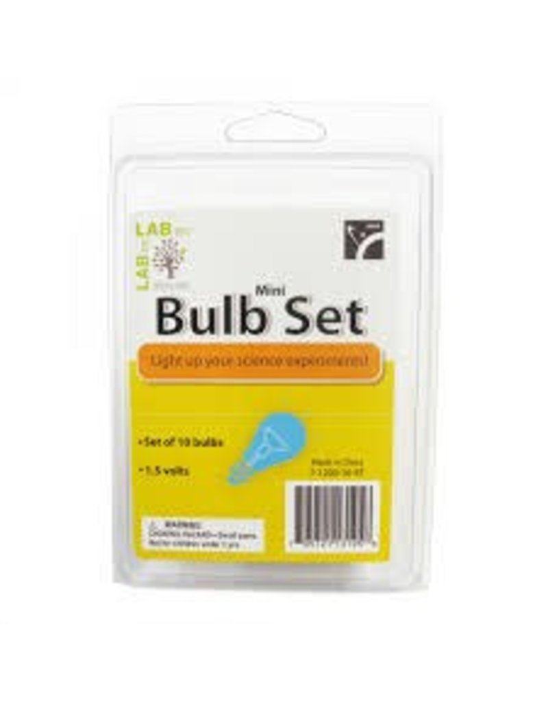 American Educational Products Bulbs (set of 10)