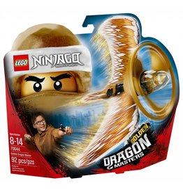 Lego Lego Ninjago Golden Dragon Masters