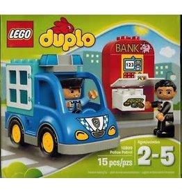 DUPLO Town Lego Duplo Police Patrol 10809