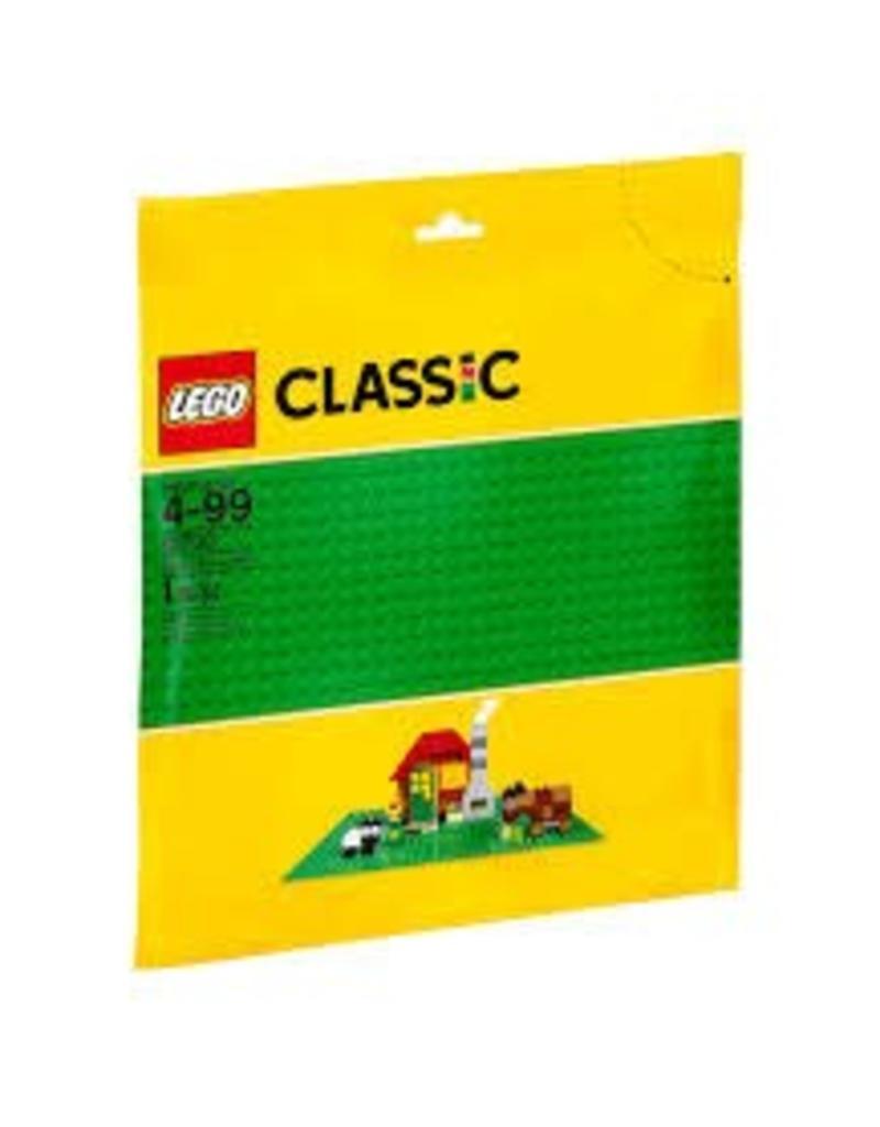 LEGO Classic Lego Green Baseplate
