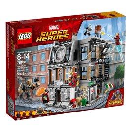 LEGO LEGO Sanctum Sanctorum Showdown