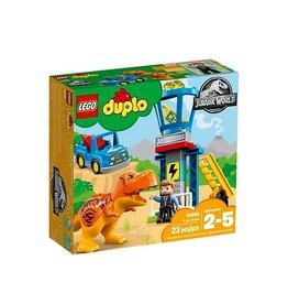 LEGO Duplo Lego Duplo T-Rex Tower