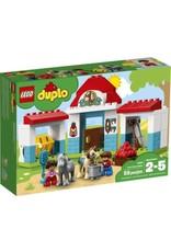 LEGO LEGO Duplo Farm Pony Stable