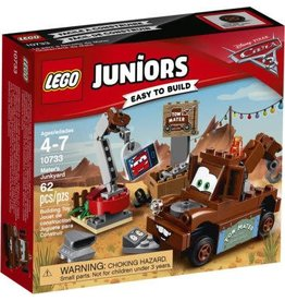 Juniors Mater's Junkyard