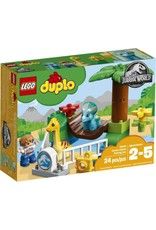 LEGO Duplo Gentle Giants Petting Zoo