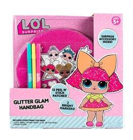 Horizon USA L.O.L. Surprise Glitter Glam Handbag