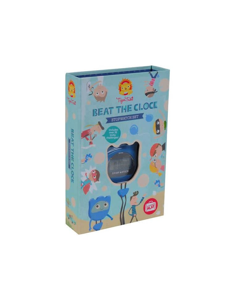 Schylling Toys Beat The Clock - Stopwatch Set