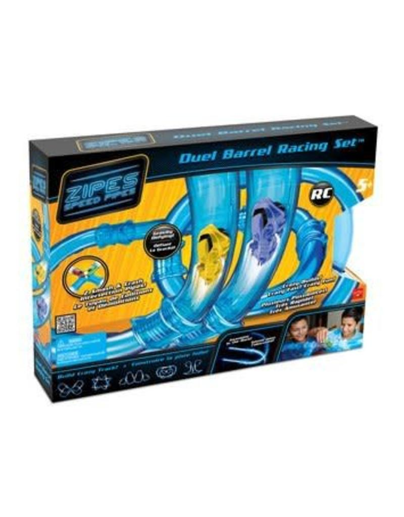 Zipes Speed Pipes Dual Barrel Racing Set